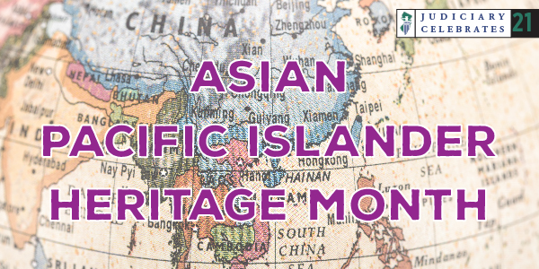 Asian Pacific Islander Heritage Month, world map, globe