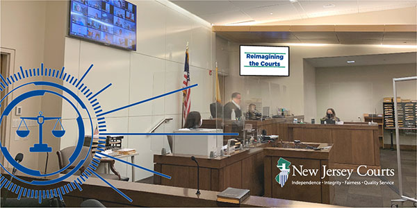 njcourts, reimagining the courts, flag