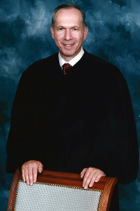 Justice Barry T. Albin
