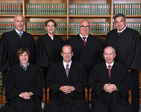 2016 Supreme Court Justices (Rabner Court)