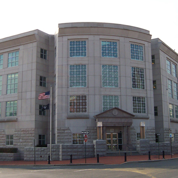 Mercer County Civil Courthouse Building