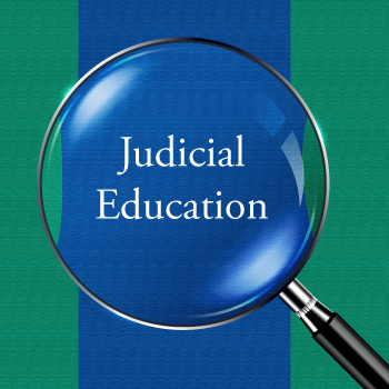 Judicial Eduction