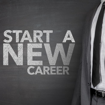 Start a new career