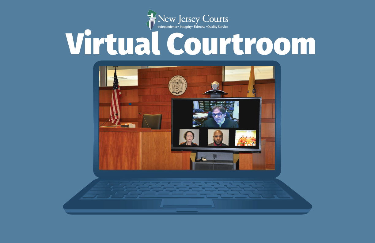 Virtual Courtroom First Appearance Public Hearing Information